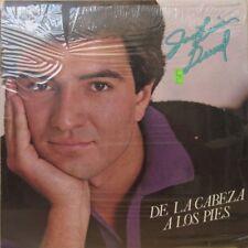 JOSE LUIS DURCAL -DE LA CABEZA A LOS PIES- SEALED MEXICAN LP POP EN ESPAÑOL