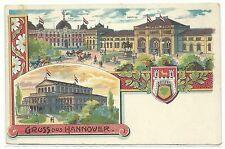 Post Ansichtskarten aus Niedersachsen