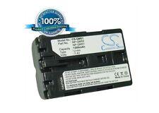 7.4 V Batteria per SONY HDR-HC1 & HVR-A1, DCR-TRV250E, MVC-CD200, DCR-HC88 Li-ion