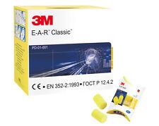 250 Ear Classique 3m Bouchons D'oreilles Pp01200 protection bruit 3 M