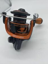 Lew's MCR300A Mach Crush Metal Speed Spin Reel 6.2:1
