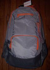 Orange Theory Fitness Backpack LIGHT GREY/ORANGE ~ NWT $50