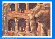 I GRANDI DELLA SCIENZA E DELLA TECNICA Figurina-Sticker n 30 - GLI INDIANI -Rec