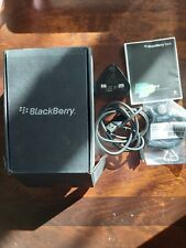 Blackberry Torch 9810 Plug Cable And Stero Earphone Headset