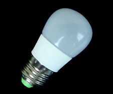 1x E27 A45 DC12V LED Globe Bulb 1W Warm White 9-5050 SMD lamp light Solar energy