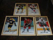 2005-06 Beehive Hockey---Lot Of 5---All 5x7---No Doubles---See List