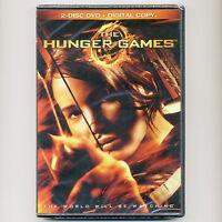 Hunger Games PG-13 movie, new DVD Jennifer Lawrence, Josh Hutcherson, Helmsworth