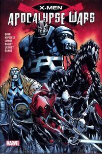 X-MEN: APOCALYPSE WARS HARDCOVER Bunn, Lamire, Hopeless, Bagley, Deadpool HC