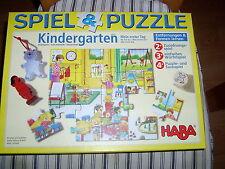 Haba Nr. 4267 - Spiel & Puzzle - Kindergarten - Mein erster Tag *#+