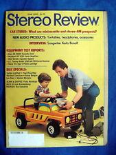 STEREO REVIEW 6/82 McIntosh MC 2255, Aiwa AD-3800U, Ohm Walsh 2 Shure V15 Type V