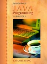 Introduction to Java Programming,Y. Daniel Liang- 9780130869111
