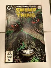 SWAMP THING #49 (Justice League Dark 1st app)  9.4/9.6 NM DC Comics 1986