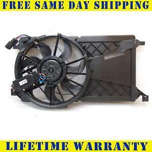 Radiator And Condenser Fan For Mazda 3  MA3115130