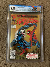 AMAZING SPIDER-MAN #375 CGC 9.8 1993 1ST APPEARANCE ANN WEYING