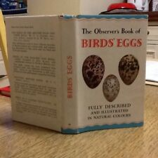 Observers Book Of Birds Eggs 1954 ~