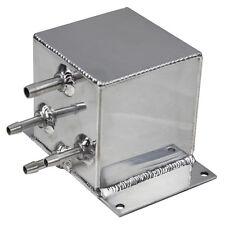 Universal Aluminium Kraftstoff Ausgleichsbehälter Schlauch Schwanz Drift Drag