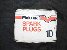 MOTORCRAFT SPARK PLUGS AF 42 C6  X10 BOX CHEV HOLDEN FORD
