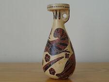 c.B.C. - Ancient Antique Greek Corinthian Pottery Alabastron Vase - VGC