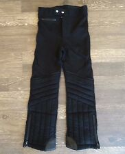 Vintage Schoeller Ski Pants Black 32 Universal size S