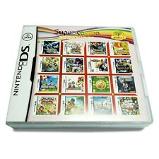 208 Game Cartridge/ Multi 208 GameS For Nintendo Ds /NDS DSL DSi 3DS 2DS Mario