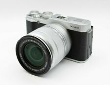 Fujifilm X-A2 Mirrorless Digital Camera with 16-50mm Lens (Silver) - Excellent!