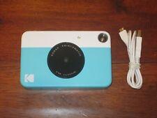 Kodak PRINTOMATIC 10.0MP Digital Camera - Blue NEAR MINT