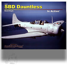 SIGNAL 10236 SBD DAUNTLESS IN ACTION *SC REFERENCE BOOK
