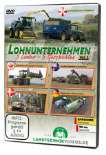 Lohnunternehmen: 5 Länder – 5 Geschichten [Landtechnik-DVD von Tammo Gläser]