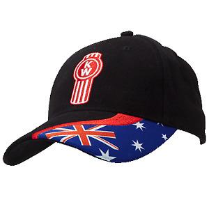 Kenworth True Blue Cap, KW, Truck, hat