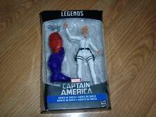 Marvel Legends Captain America Sharon Carter BAF 6 Inch Figure