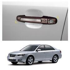 2006-2010 Sonata//NF Carbon Door Handle//Catch moulding Trim car K-789