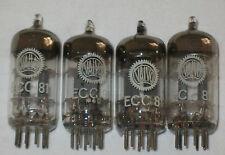4x Tube  Valvo  ECC81 12At7 Tubes ECC 81  for tube amp tested ok