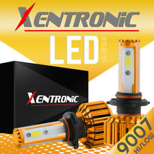 XENTRONIC COB 9007 HB5 488W 48800LM LED Headlight Kit Hi/Lo Power Bulb 6500K