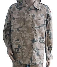 NEW ! DESERT JACKET polish army uniform wz.127PI/MON - AFGHANISTAN IRAQ WAR rare