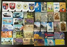 LITHUANIA Phonecards - 94 x Mixed Cards Lot USED