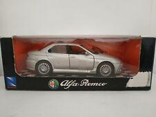 2003 ALFA ROMEO 156 GTA COCHE DE METAL A ESCALA SCALE DIECAST