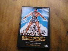 """DVD,""""LES TRAVAUX D'HERCULE"""",steve reeves"""