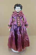 """26"""" antique china shoulder head lady doll marked """"Germany 9"""""""