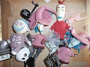 Disney-Nightmare Before Christmas-Dolls-Applause-TIM BURTON-ANIMATION-TOYS-TOY