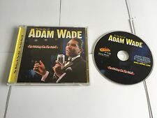 The Writing on the Wall: The Very Best of Adam Wade 2004 CD 090431758724
