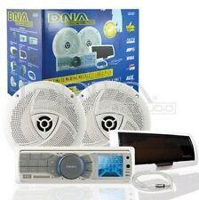 DNA MA4BP Bluetooth Marine Audio Speaker