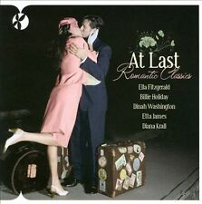 NEW At Last: Romantic Classics (Audio CD)