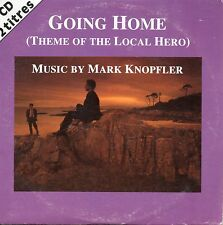 ★☆★ CD Single Mark Knopfler - Dire Straits	Going Home  2-track CARD SLEEVE ★☆★