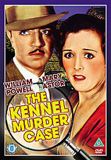 THE KENNEL MURDER CASE DVD (1933)