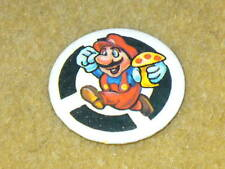 MARIO BUTTON BADGE