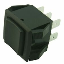 (On)-Off-(On) Rocker switch with Double 10A Contacts