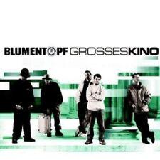 """BLUMENTOPF """"GROSSES KINO"""" CD NEW+"""