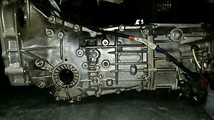 Subaru Forester gt 5 speed gearbox