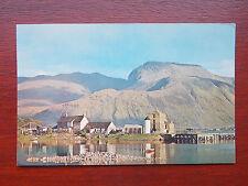 Ben Nevis, Fort William, Inverness-shire, Scotland Vintage RP N.P.O. Postcard