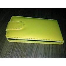 Funda Tapa Estuche Cubierta Protectora estuche LG Optimus Swift L5 amarillo